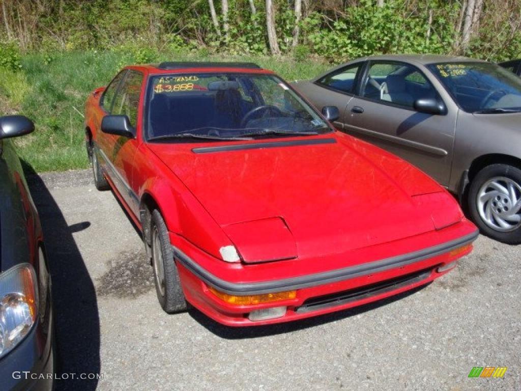 1989 Red Honda Prelude Si 29266225 Gtcarlot Com Car