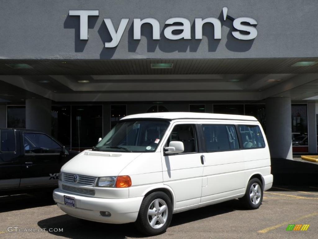white Eurovan image