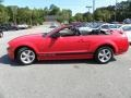 2007 Torch Red Ford Mustang GT Premium Convertible  photo #2