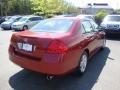 Moroccan Red Pearl - Accord SE Sedan Photo No. 4