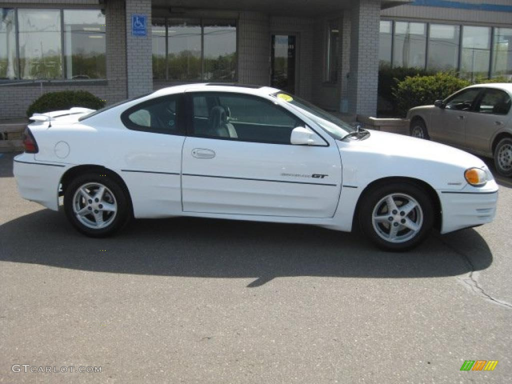 2002 arctic white pontiac grand am gt coupe 29266435 gtcarlot com car color galleries gtcarlot com