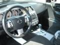 2007 Super Black Nissan Murano SL AWD  photo #11