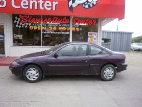 1998 Chevrolet Cavalier RS Coupe Data, Info and Specs