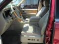 Camel 2007 Lincoln Navigator Luxury Interior Color