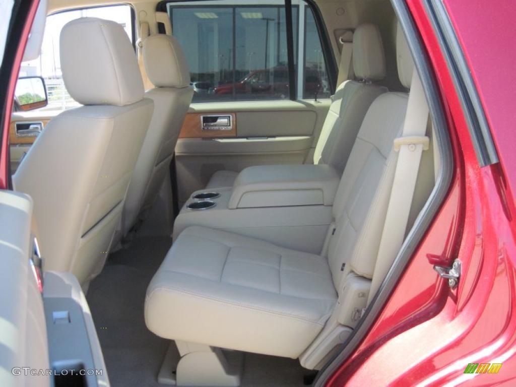 2007 Lincoln Navigator Luxury Interior Color Photos