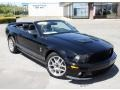 2007 Black Ford Mustang Shelby GT500 Convertible  photo #4
