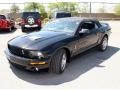2007 Black Ford Mustang Shelby GT500 Convertible  photo #5