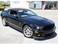 2007 Black Ford Mustang Shelby GT500 Convertible  photo #7