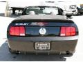 2007 Black Ford Mustang Shelby GT500 Convertible  photo #11