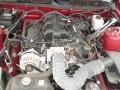 2007 Redfire Metallic Ford Mustang V6 Premium Convertible  photo #33