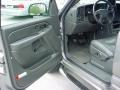 2006 Graystone Metallic Chevrolet Silverado 1500 LS Crew Cab 4x4  photo #10
