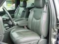 2006 Graystone Metallic Chevrolet Silverado 1500 LS Crew Cab 4x4  photo #12