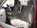 2000 Dark Carmine Red Metallic Chevrolet Silverado 1500 LS Regular Cab  photo #12
