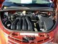2007 Tangerine Pearl Chrysler PT Cruiser Touring  photo #15