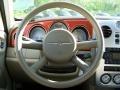 2007 Tangerine Pearl Chrysler PT Cruiser Touring  photo #17