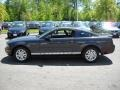 2007 Alloy Metallic Ford Mustang V6 Premium Coupe  photo #6