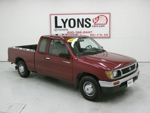 1996 toyota tacoma v6 extended cab data info and specs. Black Bedroom Furniture Sets. Home Design Ideas