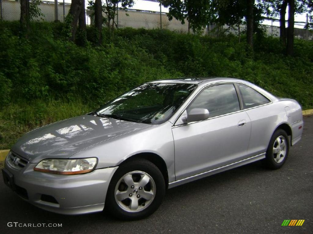 2002 satin silver metallic honda accord ex coupe 29483698 car color galleries. Black Bedroom Furniture Sets. Home Design Ideas