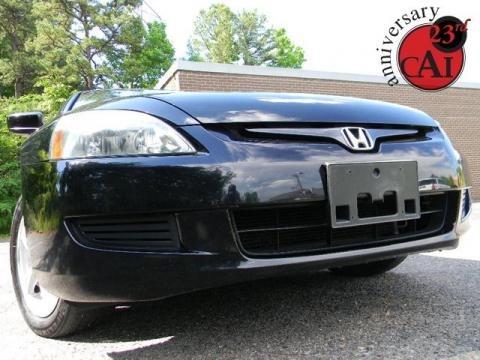 Honda Accord 2004 Ex L. 2004 Honda Accord EX-L Coupe
