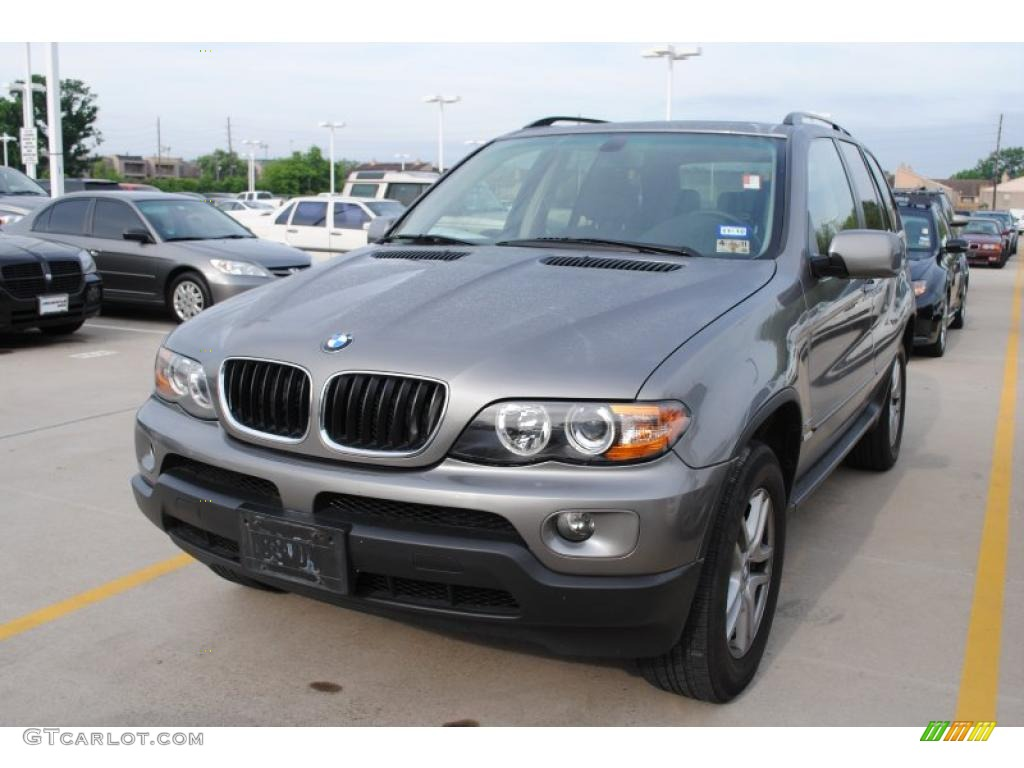 2005 sterling grey metallic bmw x5 29483759 car color galleries. Black Bedroom Furniture Sets. Home Design Ideas