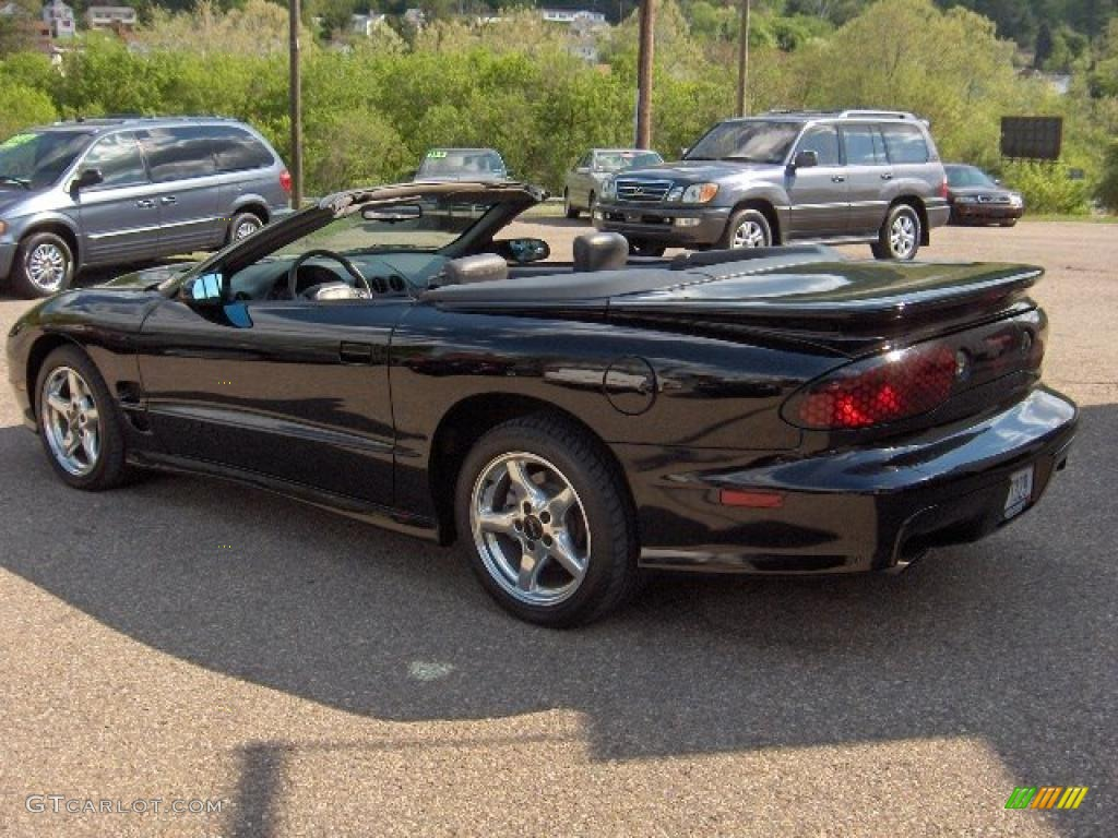 1998 pontiac firebird convertible car reviews 2018. Black Bedroom Furniture Sets. Home Design Ideas