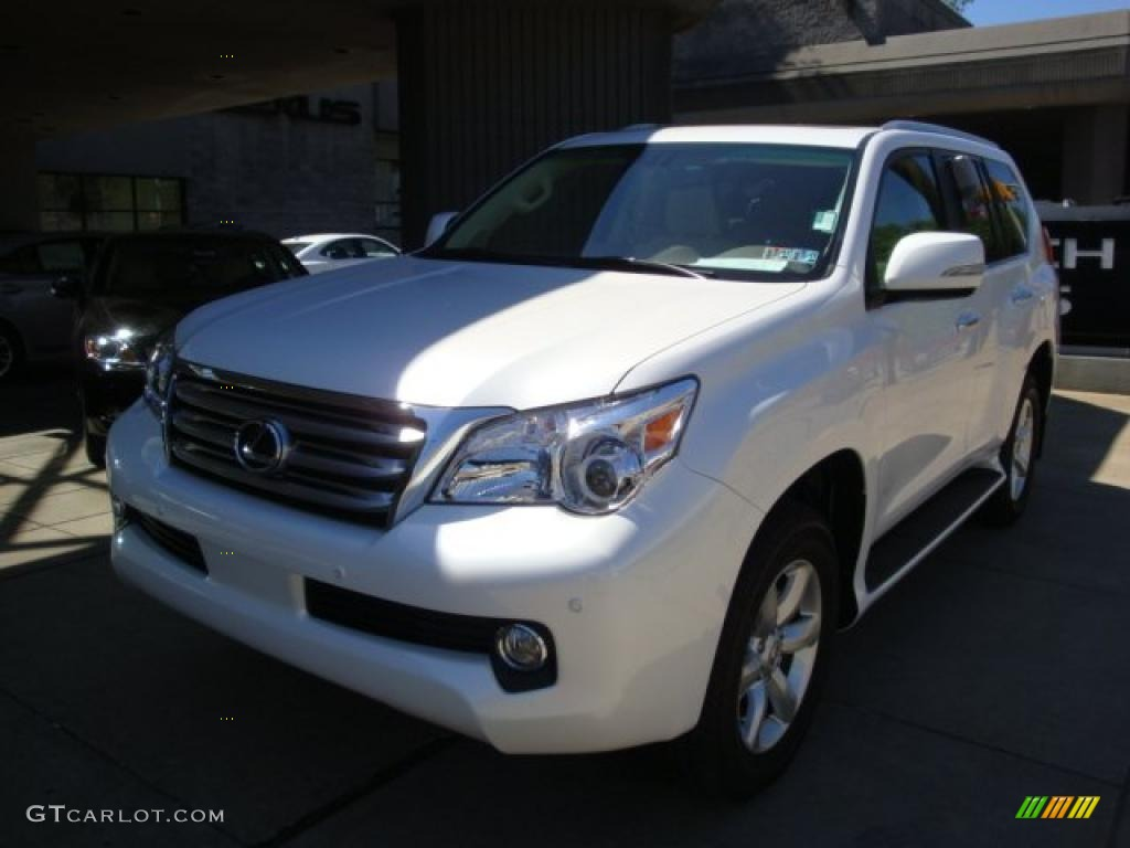 2010 starfire white pearl lexus gx 460 29536413. Black Bedroom Furniture Sets. Home Design Ideas