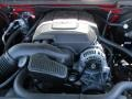 2009 Victory Red Chevrolet Silverado 1500 LT Extended Cab 4x4  photo #24