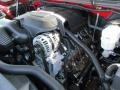 2009 Victory Red Chevrolet Silverado 1500 LT Extended Cab 4x4  photo #25