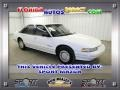Bright White 1994 Oldsmobile Cutlass Supreme Sedan