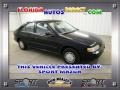 Super Black 1997 Nissan Sentra Gallery
