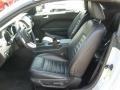 2007 Satin Silver Metallic Ford Mustang GT Premium Convertible  photo #11