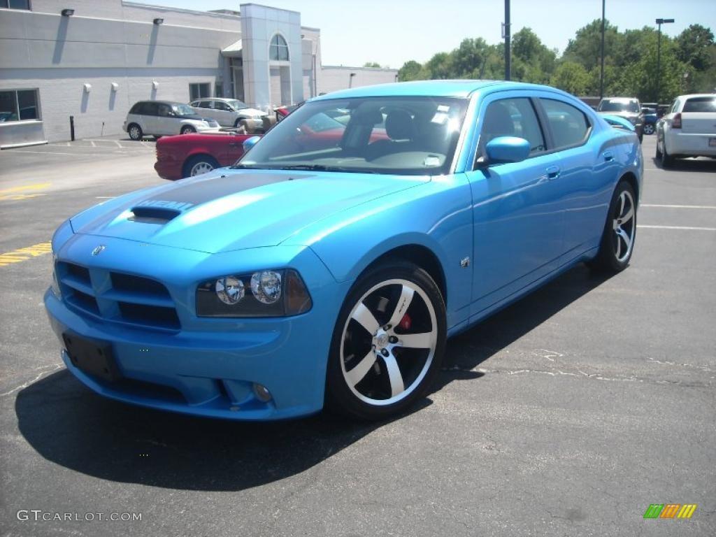 2008 B5 Blue Pearl Dodge Charger Srt 8 Super Bee 29599566