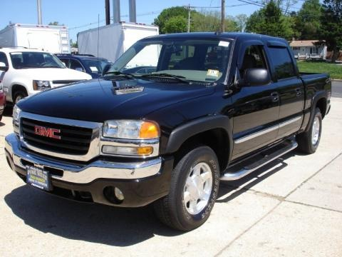 2004 gmc sierra 1500 slt crew cab 4x4 data info and specs. Black Bedroom Furniture Sets. Home Design Ideas