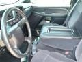 2002 Light Pewter Metallic Chevrolet Silverado 1500 Extended Cab  photo #14