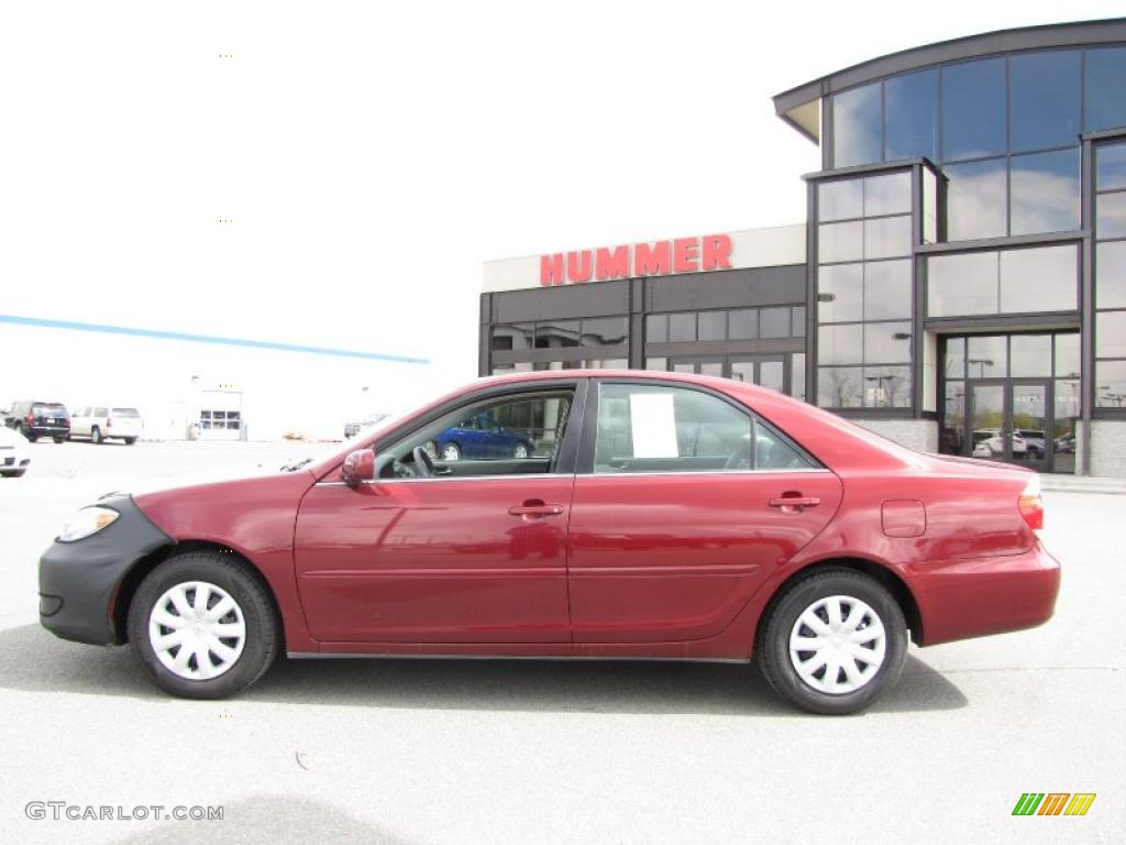 2006 salsa red pearl toyota camry le 29669249 car color galleries. Black Bedroom Furniture Sets. Home Design Ideas