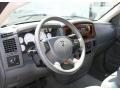 2006 Brilliant Black Crystal Pearl Dodge Ram 1500 SLT Quad Cab 4x4  photo #11
