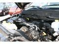 2006 Brilliant Black Crystal Pearl Dodge Ram 1500 SLT Quad Cab 4x4  photo #24