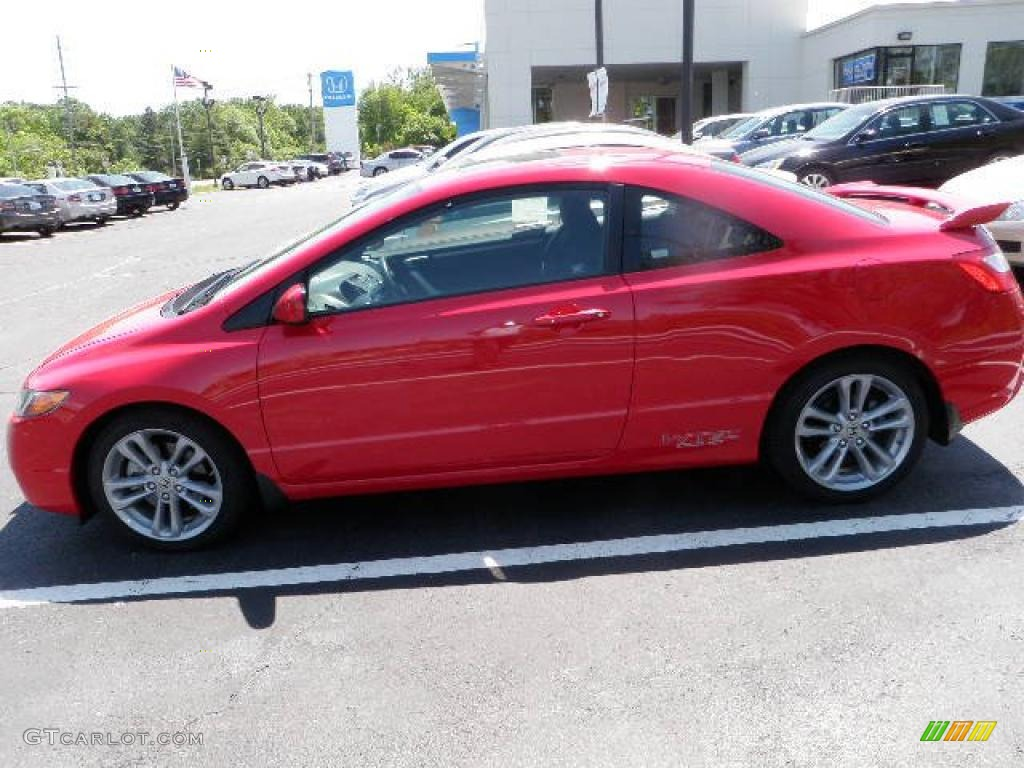Nice Honda Civic Si Coupe