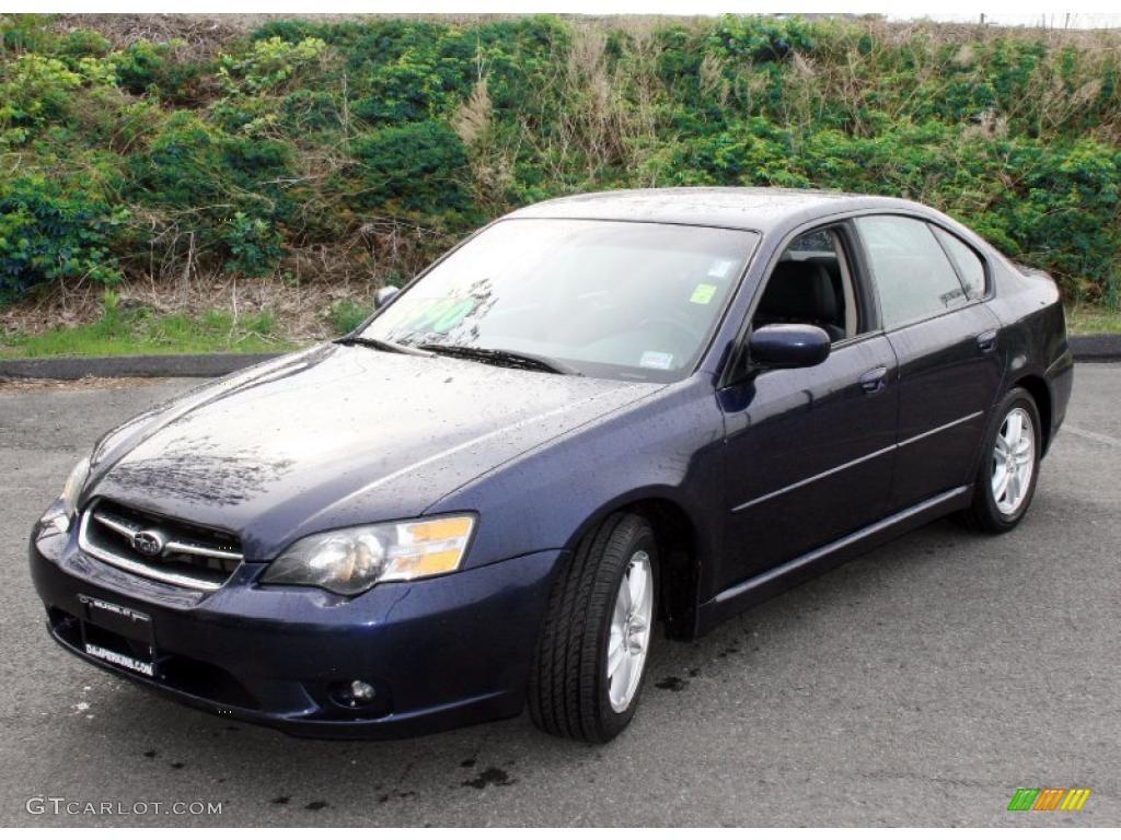 2005 regal blue pearl subaru legacy limited sedan 29723617 car color. Black Bedroom Furniture Sets. Home Design Ideas