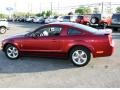 2007 Redfire Metallic Ford Mustang V6 Deluxe Coupe  photo #9