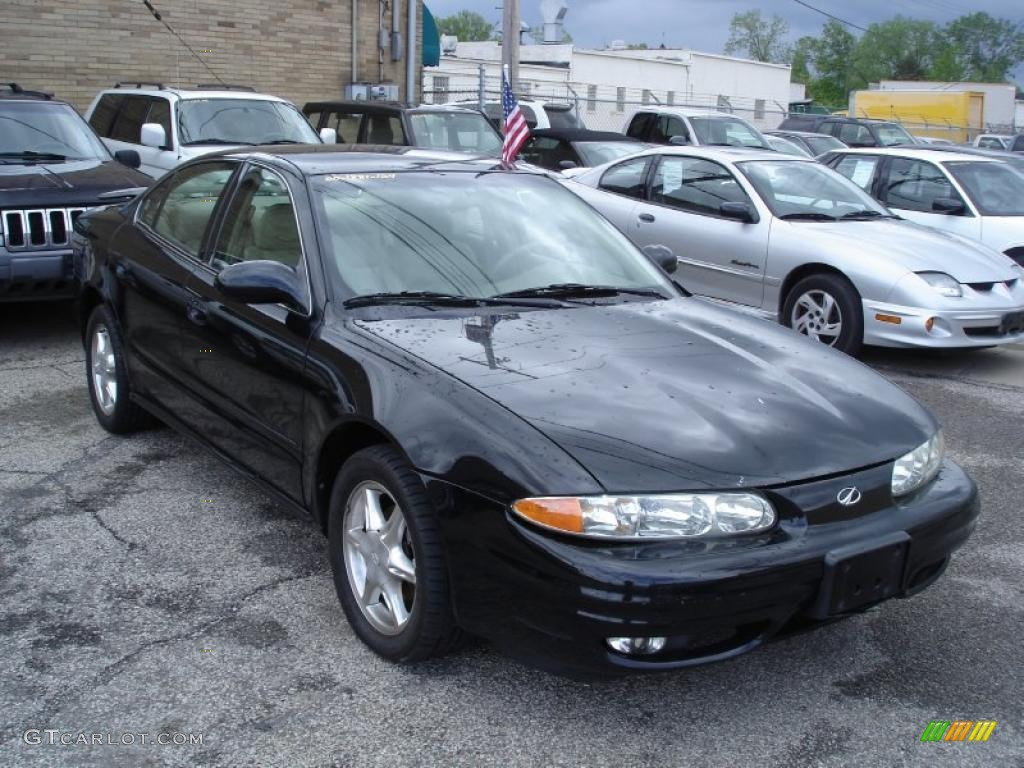 Black Onyx Oldsmobile Alero