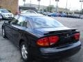 2000 Black Onyx Oldsmobile Alero GLS Sedan  photo #3