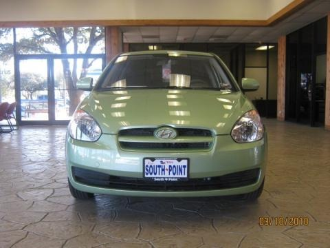 2010 Hyundai Accent 3 Door. Hyundai Accent GS 3 Door