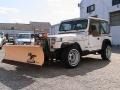 White 1989 Jeep Wrangler Gallery