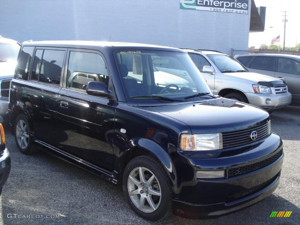 2005 xb blue onyx pearl dark charcoal photo 2