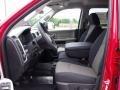 2010 Flame Red Dodge Ram 3500 SLT Crew Cab 4x4  photo #14