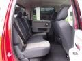 2010 Flame Red Dodge Ram 3500 SLT Crew Cab 4x4  photo #16
