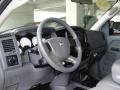 2006 Bright White Dodge Ram 1500 ST Regular Cab  photo #11