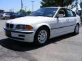 Alpine White 1999 BMW 3 Series 323i Sedan