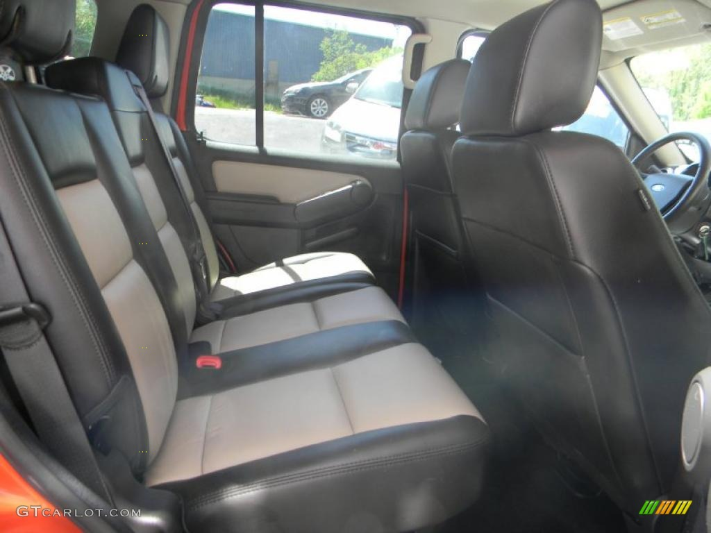 black stone interior 2007 ford explorer xlt ironman edition 4x4 photo 29804630. Black Bedroom Furniture Sets. Home Design Ideas
